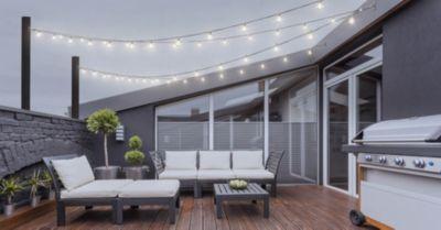 5 Tips for Installing String Lights