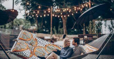 6 Outdoor String Light Ideas