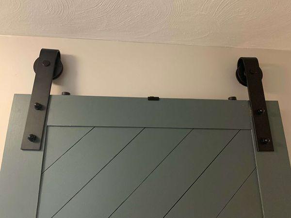 Add National Hardware Barn Door Hardware