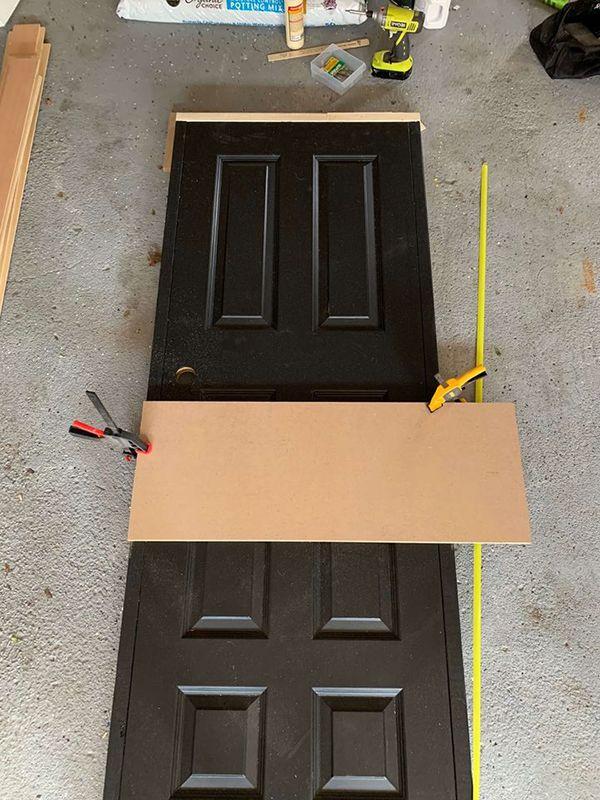 Create door design