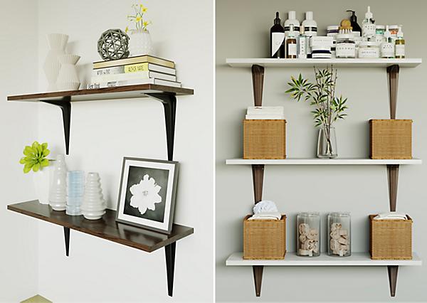 Shelf - 2 Examples