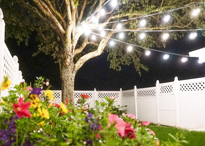 Ashley Brooke Outdoor String Lights