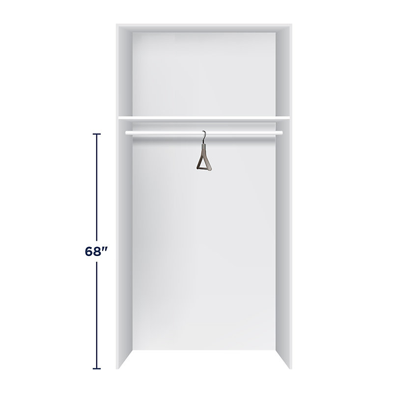 Height for Closet Rods