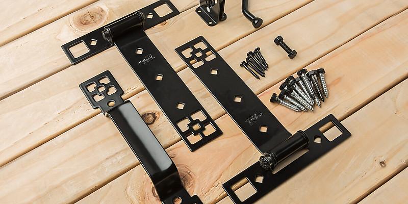 Craftsman Gate Kit Installation