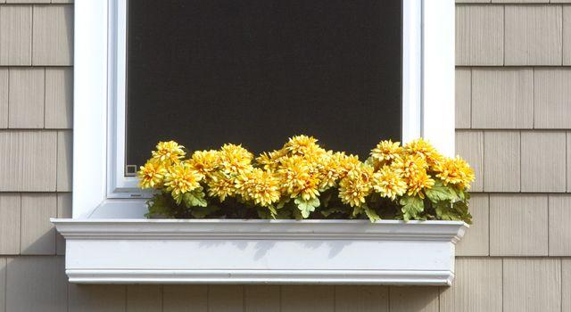 Flower Box Header