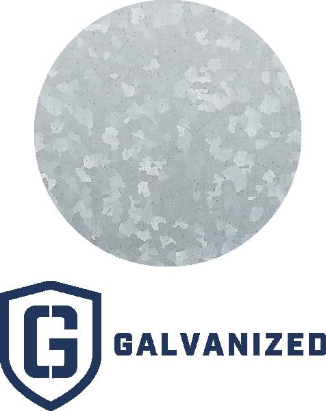 Galvanized Swatch Example