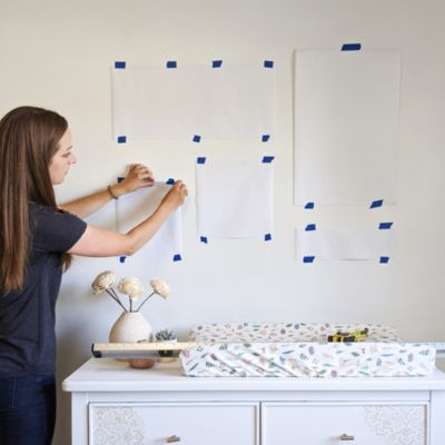 Hanging GAllery Wall Cut Outs