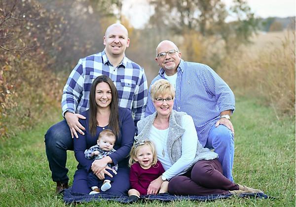 Mario Vivarelli & family