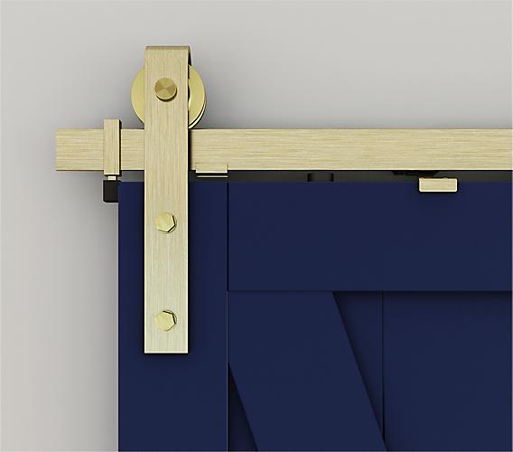 Barn Door Premier Kit