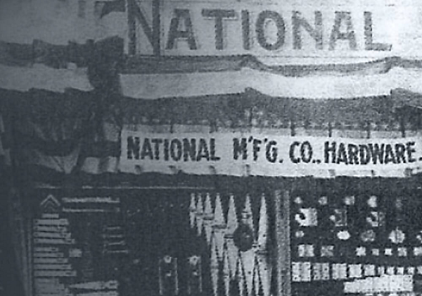 120 years of history - National Hardware