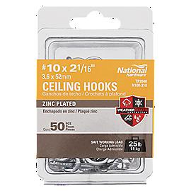 PackagingImage for Ceiling Hooks
