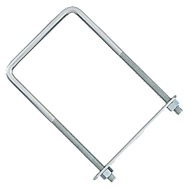 Clipped Image for Square U Bolt
