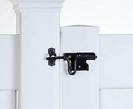 Vignette Image for Sliding Bolt Door/Gate Latch