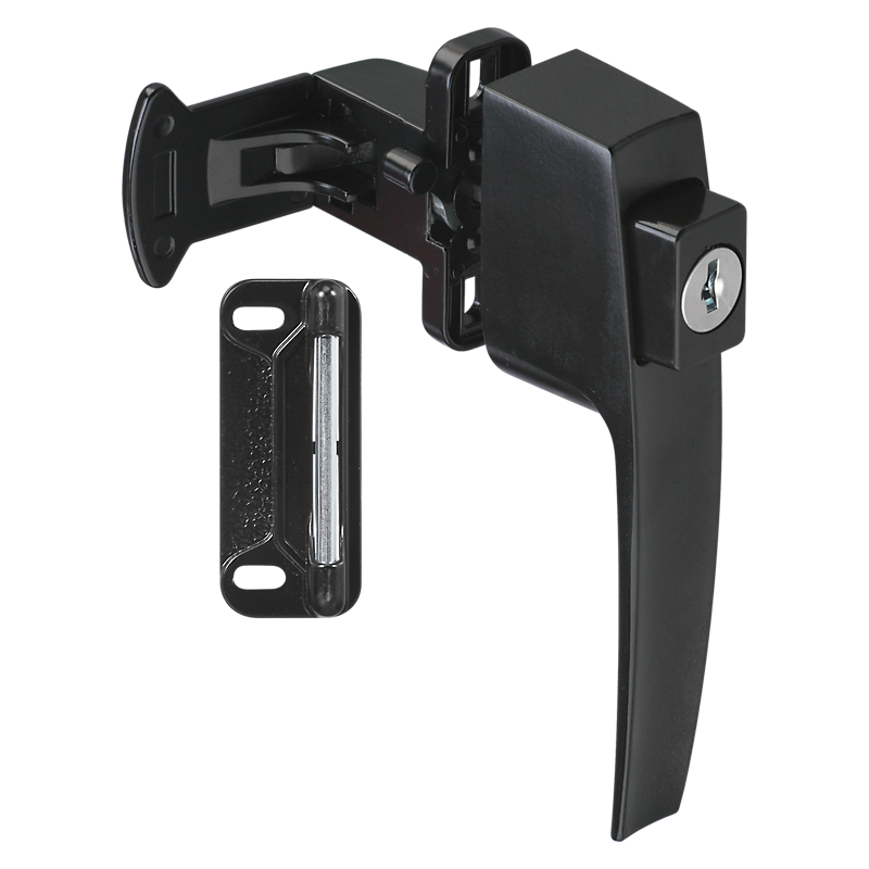Primary Product Image for Keyed Pushbutton Latch