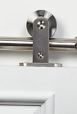 Vignette Image for Sliding Door Hardware Top Mount Hanger