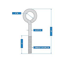 Supplementary Image for Eye Bolt