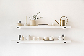 Vignette Image for Floating Shelf Hardware Kit