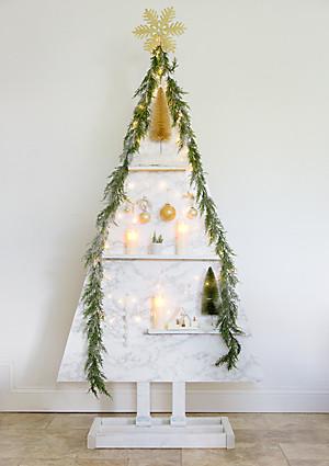 NH Wooden Christmas Tree Shabbyfufu