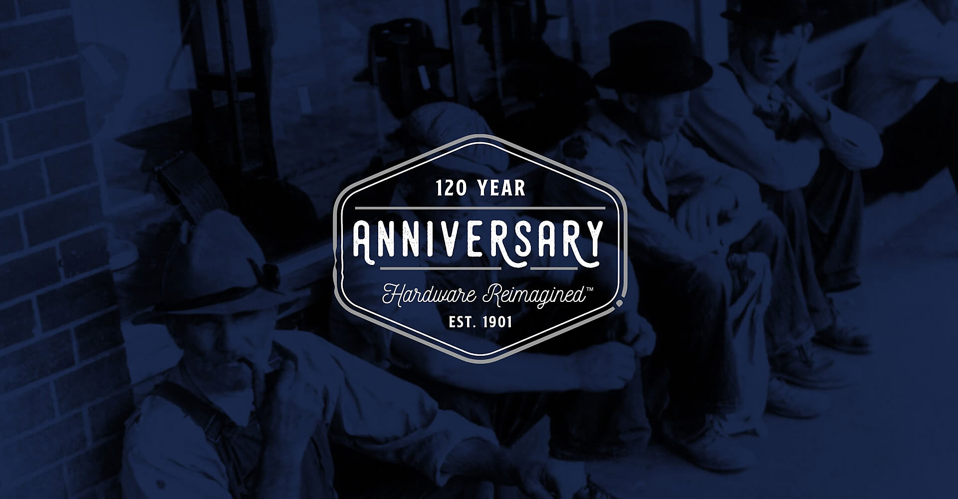 120 years of National Hardware