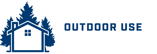 Logo indicating outdoor use