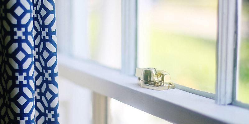 Window Locks and Sash Lifts