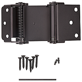 Clipped Image for Double-Acting Spring Hinge
