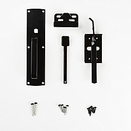 Clipped Image for Gate Thumb Latch