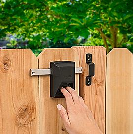 Vignette Image for SmartKey Gate Lock