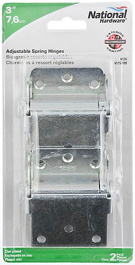 PackagingImage for Adjustable Spring Hinge