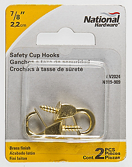 PackagingImage for Safety Cup Hooks