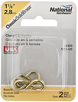 PackagingImage for Closed S Hooks