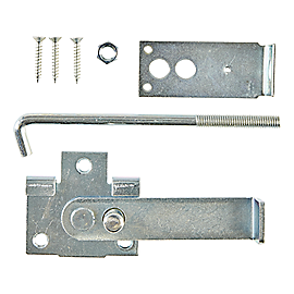 Clipped Image for Jamb Latch