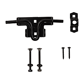 Clipped Image for Sliding Bolt Door/Gate Latch