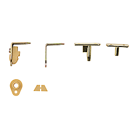 Clipped Image for Swing N Stay® Café Door Hinge