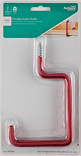 PackagingImage for Storage Screw Hooks