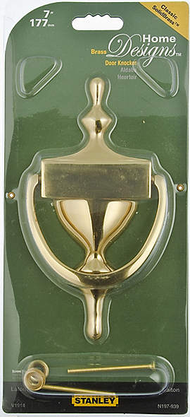 PackagingImage for Door Knocker