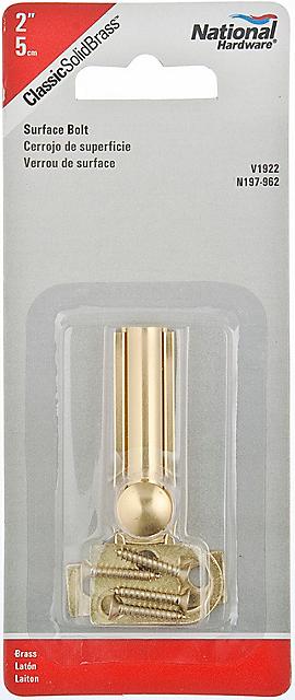 PackagingImage for Flush Bolt