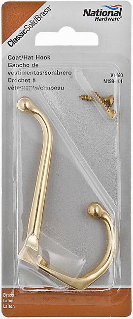 PackagingImage for Coat & Hat Hook