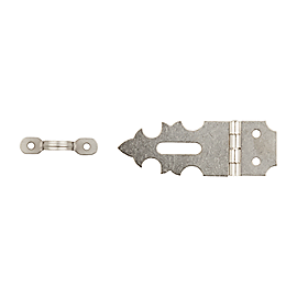 Clipped Image for Decorative Hasp
