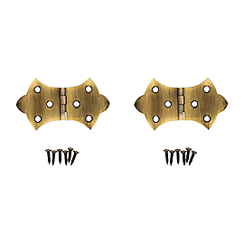 Clipped Image for Decorative Hinge