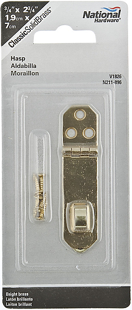 PackagingImage for Hasp