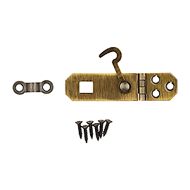 Clipped Image for Hasp With Hook