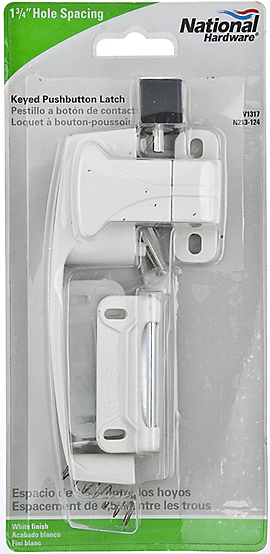 PackagingImage for Pushbutton Latch