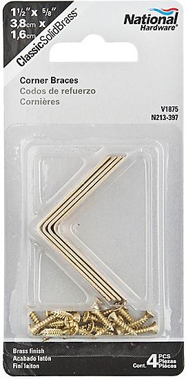 PackagingImage for Corner Brace
