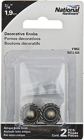 PackagingImage for Decorative Knob