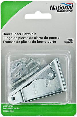 PackagingImage for Door Closers Part Kit