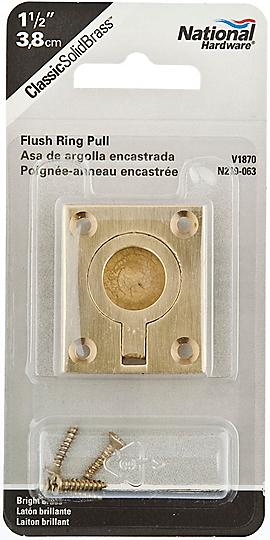 PackagingImage for Flush Ring Pull