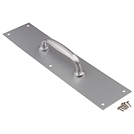 Clipped Image for Pull Plate