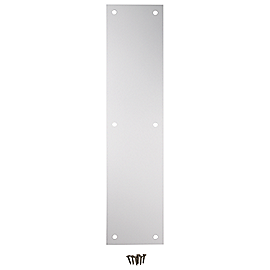Clipped Image for Push Plate