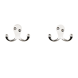 Clipped Image for Double Clothes Hook